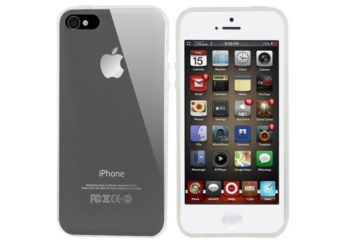 Colorfone CoolSkin3T for iPhone 4/4S Transparent White
