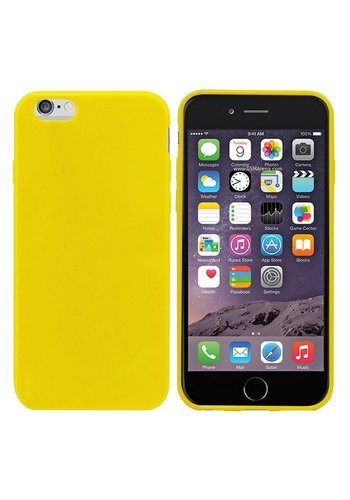Colorfone CoolSkin iPhone 6 Plus / 6S Plus Piano-Yellow