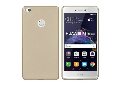 Colorfone Slim P8 Lite 2017 Goud