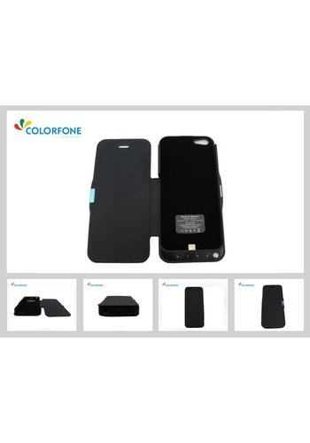 Colorfone Power N7100 Galaxy Note 2 Zwart