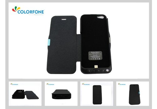 Colorfone Power for N7100 Galaxy Note 2 Black