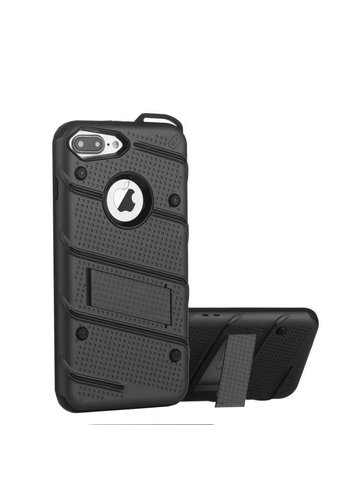 Colorfone Armour Stand iPhone 6 Plus Zwart