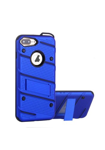 Colorfone Armour Stand iPhone 7 Plus Blauw