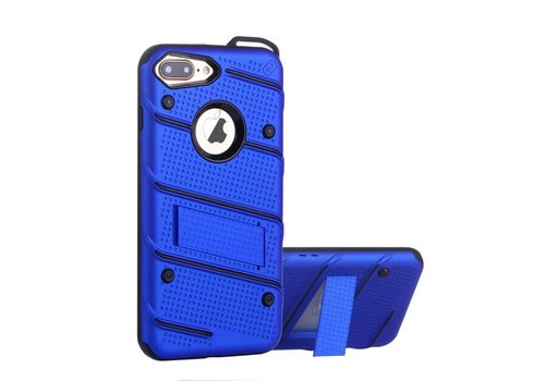 Colorfone Armour Stand iPhone 7 Plus Blue