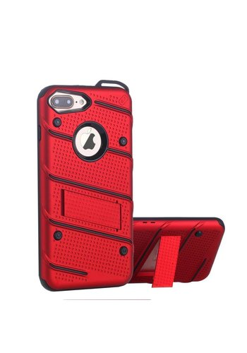 Colorfone Armor Stand iPhone 7 Plus Red