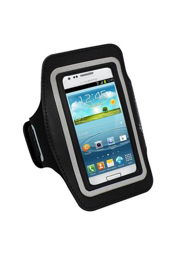 Colorfone Sport iPhone 5 / 5S / SE / iPod Touch 5 Schwarz