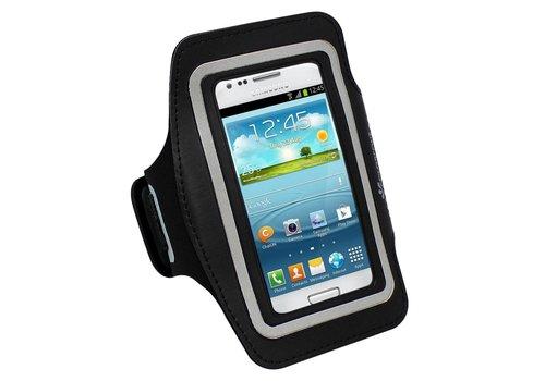 Colorfone Sport voor iPhone 5/5S/SE/iPod Touch 5 Zwart