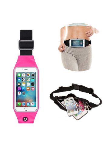 """Colorfone Sports Belly Universal Size 4.7 """"Pink"""