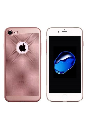 Colorfone Holes iPhone 8 Rose Goud