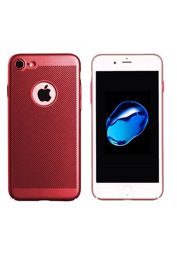Colorfone Holes iPhone 8 Plus Rood