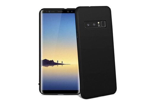 Colorfone BackCover Mat Note 8 Black