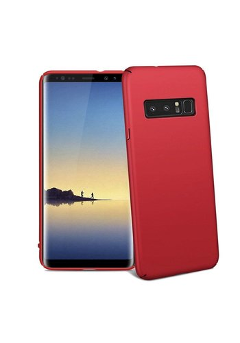 Colorfone Mat Note 8 Rood