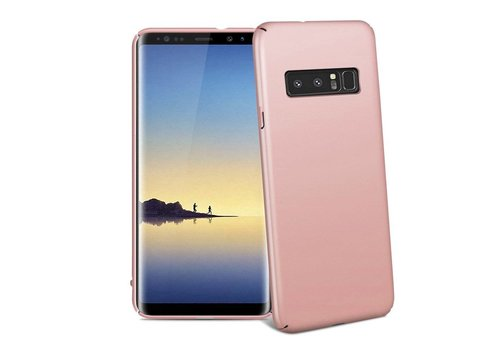 Colorfone BackCover Mat Note 8 Rose Goud