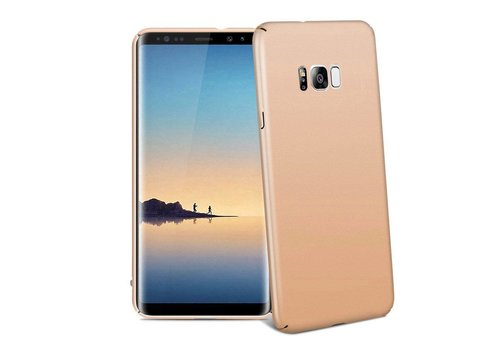 Colorfone BackCover Mat S8 Gold