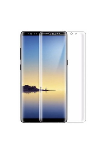 Colorfone Curved Note 8 Transparent