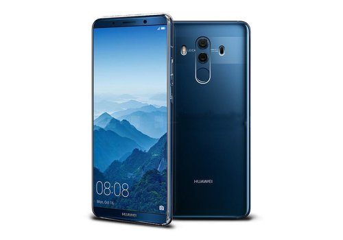 Colorfone CoolSkin3T Mate 10 Pro Transparent Weiß
