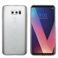 Pokrowiec CoolSkin3T do LG V30 Transparent White