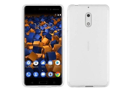 Colorfone CoolSkin3T Nokia 6 Transparent Weiß
