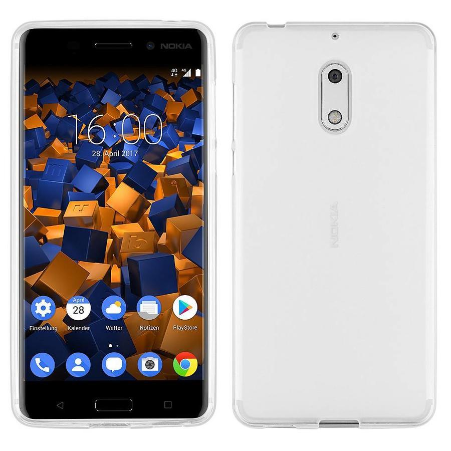 Etui CoolSkin3T do telefonu Nokia 6 Transparent White