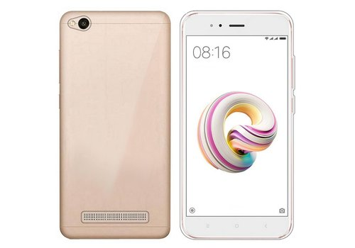 Colorfone CoolSkin3T Redmi 4A Transparant Wit