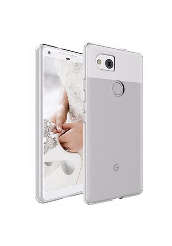 Colorfone CoolSkin3T Pixel 2 XL Transparent Weiß