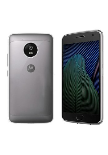 Colorfone CoolSkin3T Moto X4 Transparant Wit