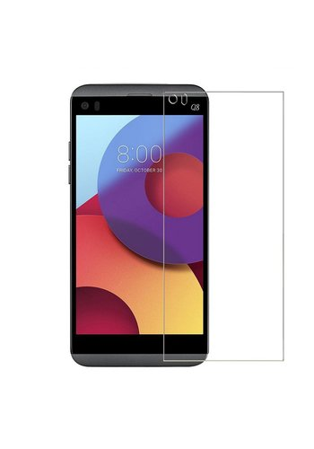 "Colorfone Glas Q8 (5,2 "") transparent"