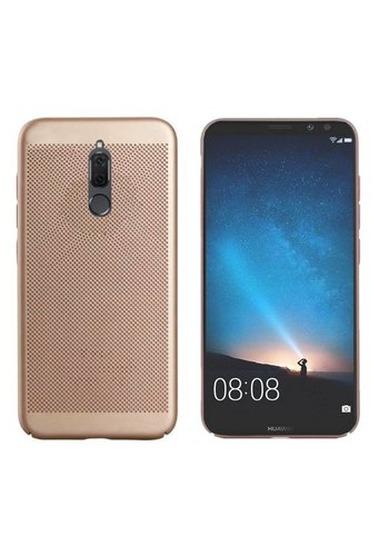 Colorfone Holes Mate 10 Lite Gold
