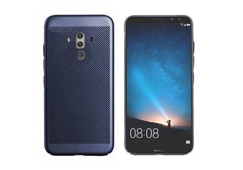 Colorfone Backcover Holes Mate 10 Pro Blue