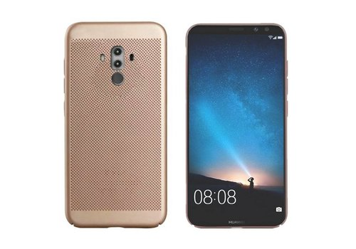 Colorfone Backcover Holes Mate 10 Pro Gold
