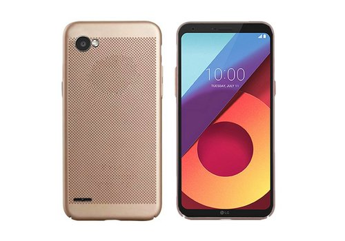 Colorfone Backcover Holes Q6 Gold