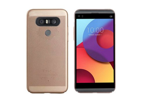 Colorfone Backcover Holes Q8 Gold