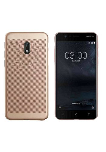 Colorfone Holes Nokia 5 Goud