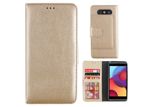 Colorfone Wallet Case Q8 Goud