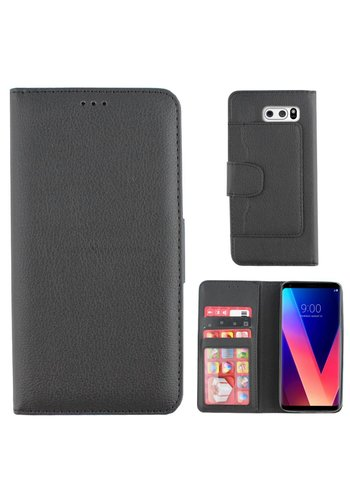 Colorfone Wallet Case V30 Zwart