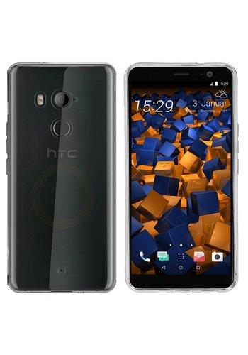 Colorfone Coolskin3T HTC U11 + Transparent Weiß