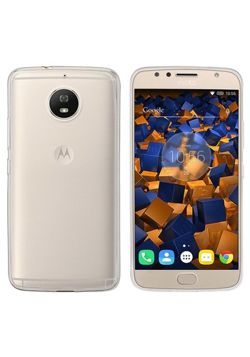 Colorfone Coolskin3T Moto G5 S Transparent White