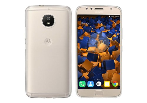Colorfone Coolskin3T Moto G5 S Transparant Wit