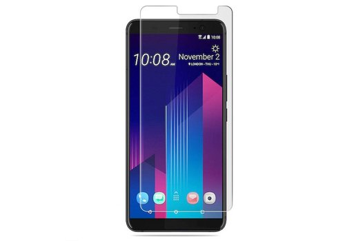 "Colorfone Glass HTC U11+ (6.0"") Transparant"