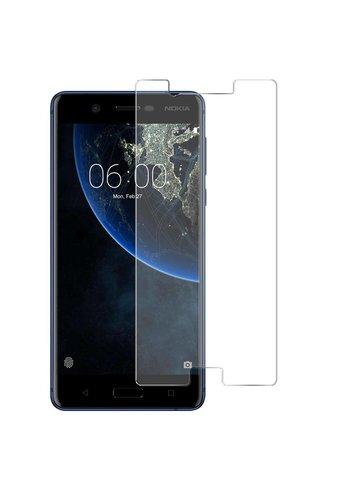 """Colorfone Glass Nokia 5 (5.2"""") Transparant"""