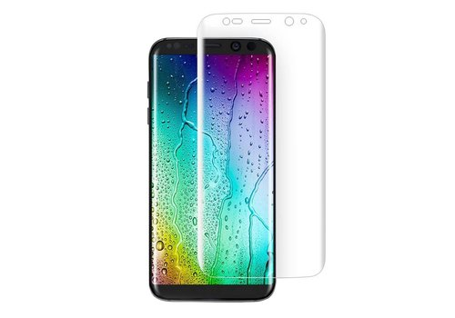 Colorfone Screenprotector Curved S9 Plus Tr.