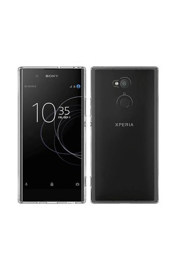 Colorfone CoolSkin3T Xperia XA 2 Tr. Wit