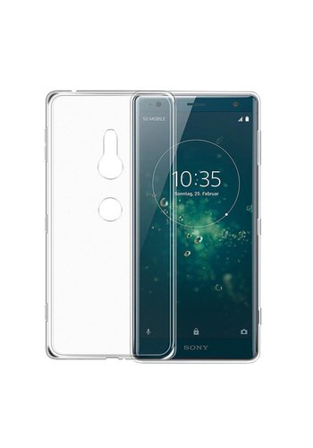 Colorfone CoolSkin3T Xperia XZ 2 Tr. Wit