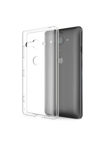 Colorfone CoolSkin3T Xperia XZ 2 Compact Tr. Weiß