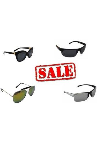 Okulary przeciwsłoneczne sortowane 300 szt.