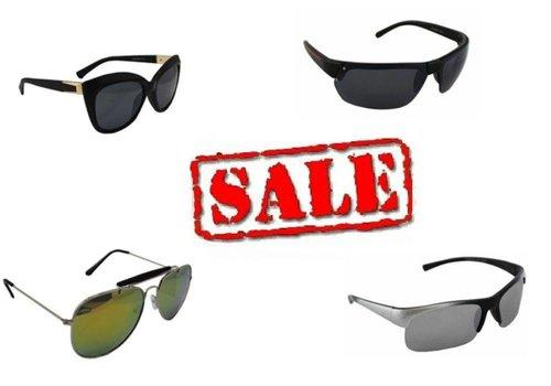 Sunglasses assorted 300 pcs.