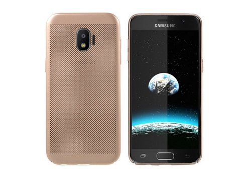 Colorfone BackCover Holes J2 Pro 2018 Gold