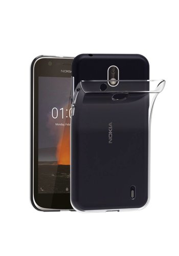 Colorfone CoolSkin3T Nokia 1 Tr. Wit