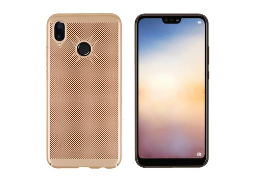 Colorfone BackCover Holes P20 Lite Gold