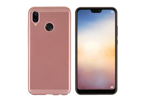 Colorfone BackCover Holes P20 Lite Rose Gold